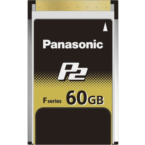 Panasonic 60 GB P2 Card - AJ-P2E060FG