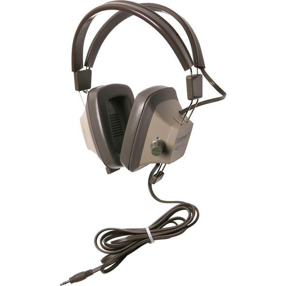 Califone Explorer Stereo Binaural Headphone - EH-3SV