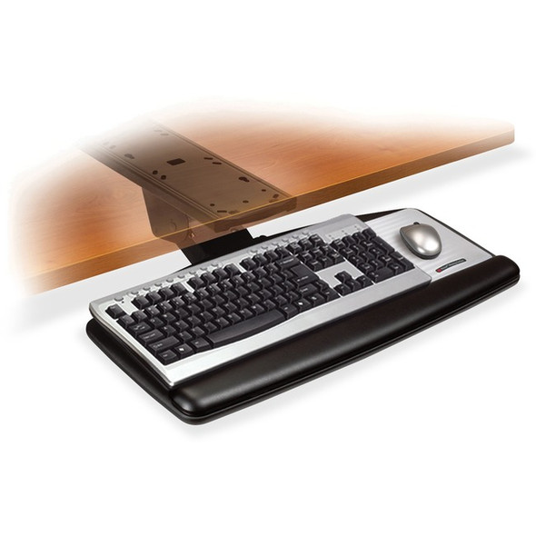 3M AKT170LE Adjustable Keyboard Tray - AKT170LE