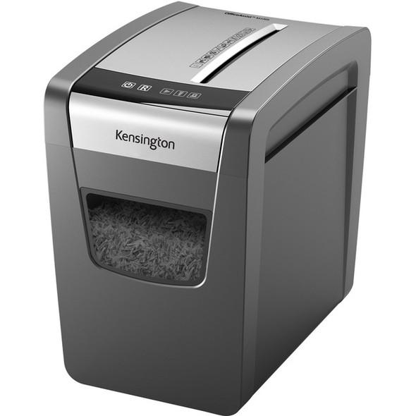 Kensington OfficeAssist Shredder M100S Anti-Jam Cross Cut - K52076AM