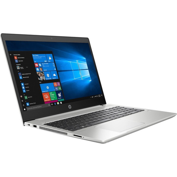 "HP ProBook 430 G6 13.3"" Notebook - 1920 x 1080 - Core i5 i5-8265U - 8 GB RAM - 256 GB SSD - Natural Silver - 5VD75UT#ABA"