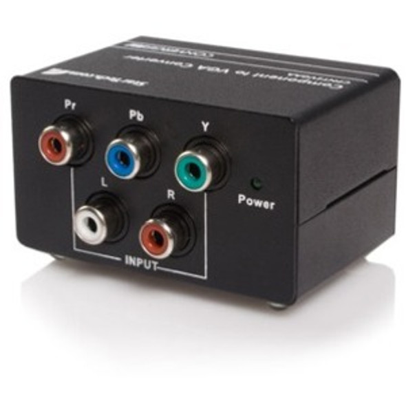 StarTech Component to VGA Video Converter with Audio - CPNT2VGAA