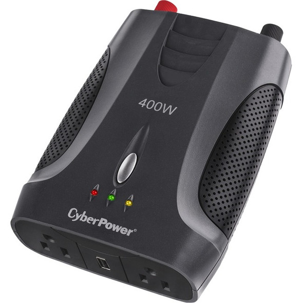 CyberPower DC to AC Mobile Power Inverter - 400W - CPS400AI