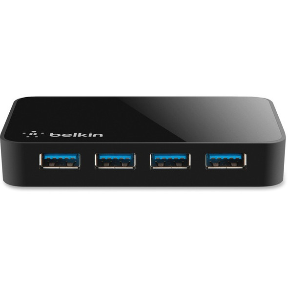 Belkin SuperSpeed USB 3.0 4-port Hub - F4U058tt