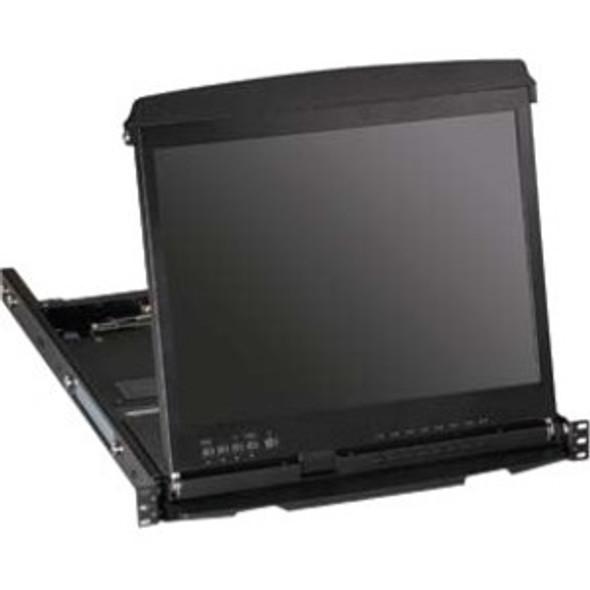 Black Box ServView KVT517A Rack Mount LCD - KVT517A-8DV-WIDE