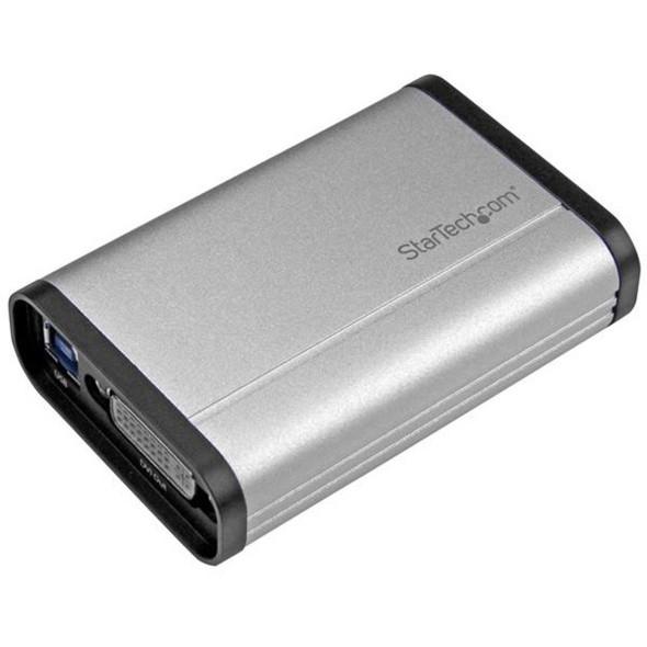 StarTech DVI Video Capture Card - 1080p 60fps Game Capture Card - Aluminum - Game Capture Card - HD PVR - USB Video Capture - USB32DVCAPRO