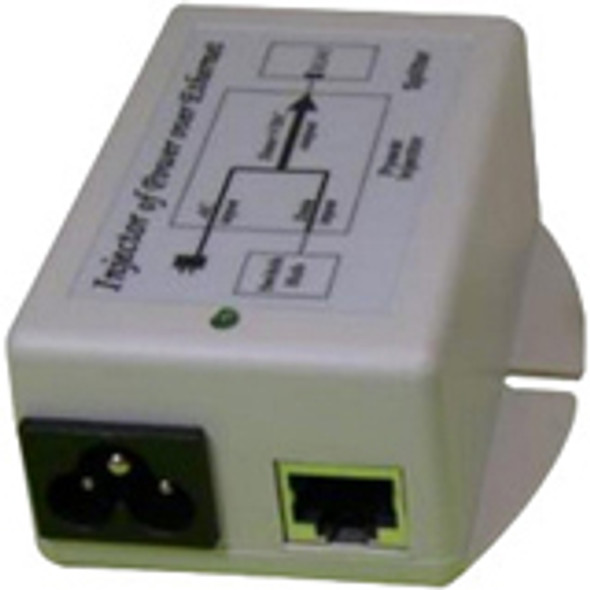 Tycon Power TP-POE-24G POE Injector - TP-POE-24G