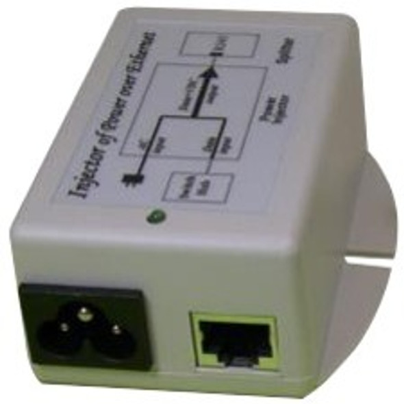 Tycon Power TP-POE-24IR-CI Poewr over Ethernet Injector - TP-POE-24IR-CI