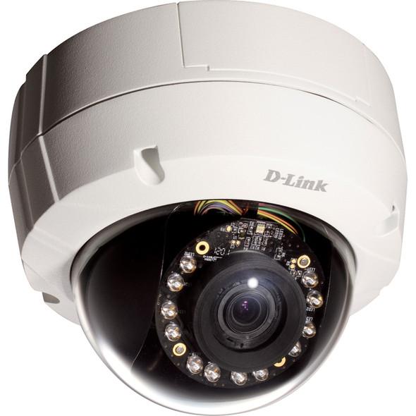 D-Link DCS-6513 3 Megapixel Surveillance Camera - Dome - DCS-6513