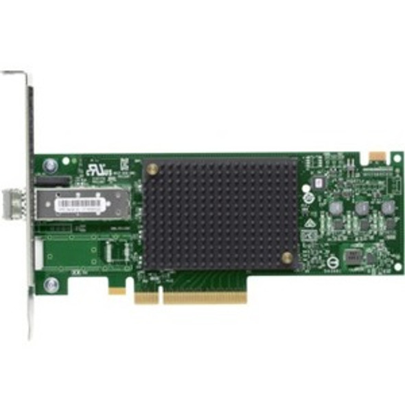 HPE StoreFabric SN1200E 16 Gb Single Port Fibre Channel Host Bus Adapter - Q0L13A