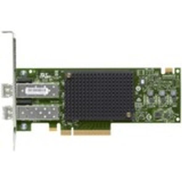 HPE StoreFabric SN1200E 16Gb Dual Port Fibre Channel Host Bus Adapter - Q0L14A