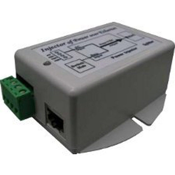 Tycon Power (TP-DCDC-1248D) 9-36VDC In, 48VDC 802.3af Out 17W DCDC Conv/POE - TP-DCDC-1248D