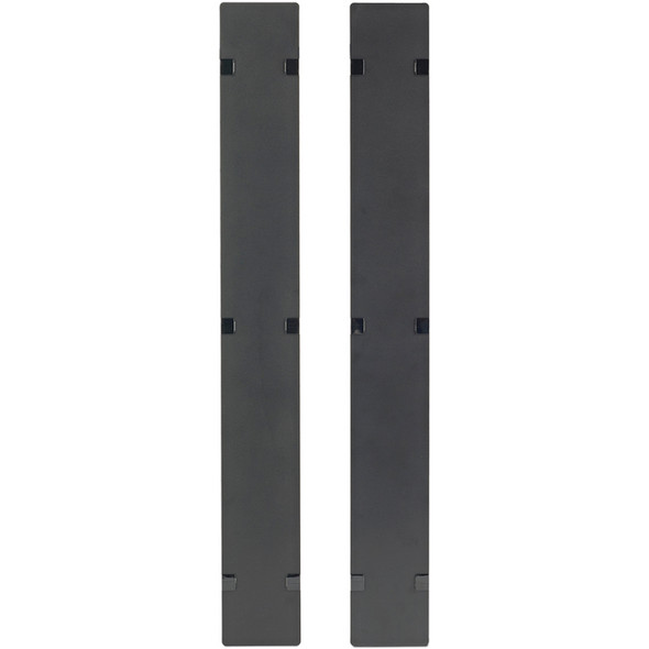APC by Schneider Electric Hinged Covers for NetShelter SX 750mm Wide 42U Vertical Cable Manager (Qty 2) - AR7581A