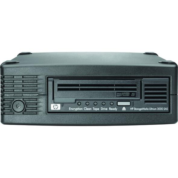 HPE LTO-5 Ultrium 3000 SAS External Tape Drive - EH958B#ABA