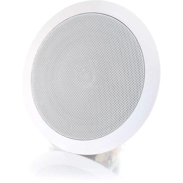 C2G Cables To Go 6in Ceiling Speaker - White - 39904