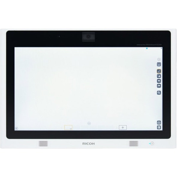 """Ricoh Interactive D2200 21.5"""" LCD Touchscreen Monitor - 16:9 - 14 ms - 432131"""