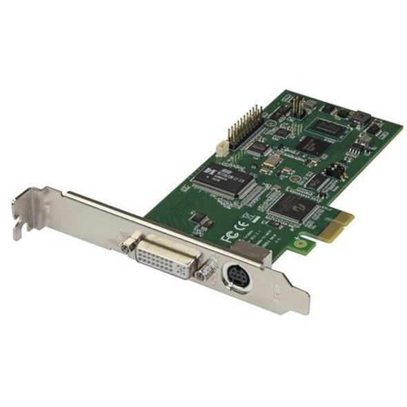 StarTech PCIe Video Capture Card - Internal Capture Card - HDMI, VGA, DVI, and Component - 1080P at 60 FPS - PEXHDCAP60L2