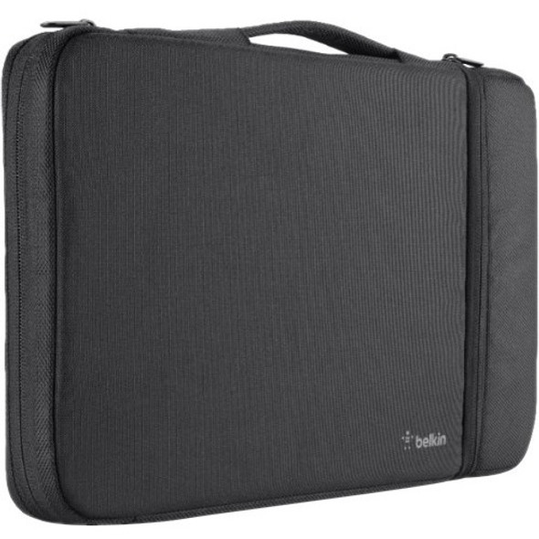 """Belkin Air Protect Carrying Case (Sleeve) for 11"""" MacBook Air - Black - B2A070-C01"""