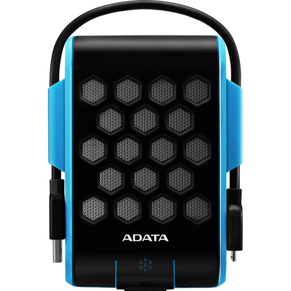 "Adata HD720 AHD720-2TU31-CBL 2 TB Portable Hard Drive - 2.5"" External - Blue - AHD720-2TU31-CBL"