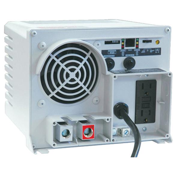 Tripp Lite 120V Inverter / Charger 750W for Utility/Work Truck 12VDC 2-NEMA 5-15R GFCI - UT750UL