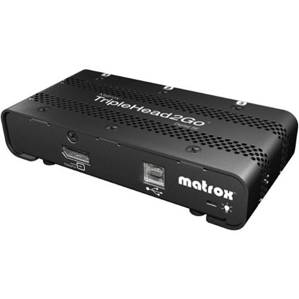Matrox TripleHead2Go Digital SE - T2G-DP3D-IF
