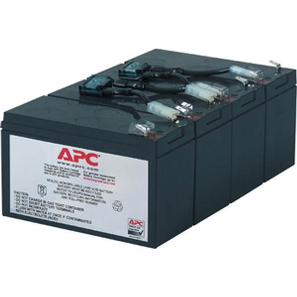APC by Schneider Electric Replacement Battery Cartridge - RBC8