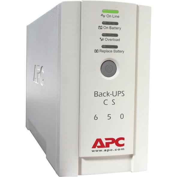 APC Back-UPS CS 650VA 230V For International Use - BK650EI