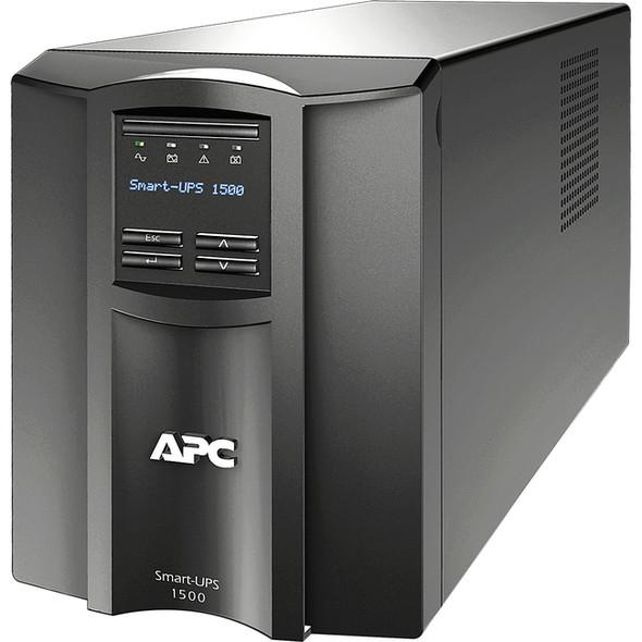 APC by Schneider Electric Smart-UPS 1500VA LCD 120V US - SMT1500US