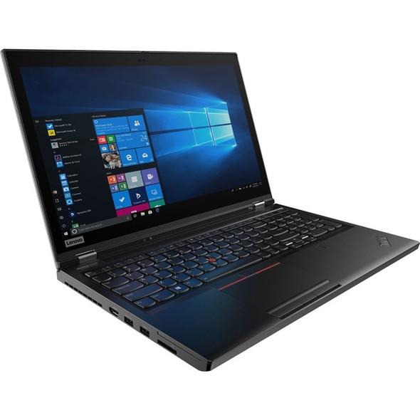 "Lenovo ThinkPad P53 20QN005JUS 15.6"" Touchscreen Mobile Workstation - 3840 x 2160 - Core i9 i9-9880H - 64 GB RAM - 1 TB SSD - 20QN005JUS"