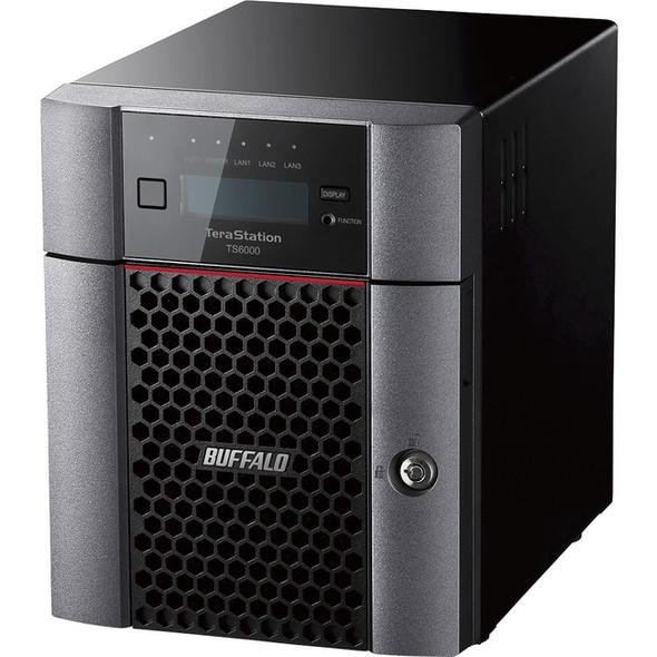 BUFFALO TeraStation 6400DN 16TB Desktop NAS Hard Drives Included + Snapshot - TS6400DN1604