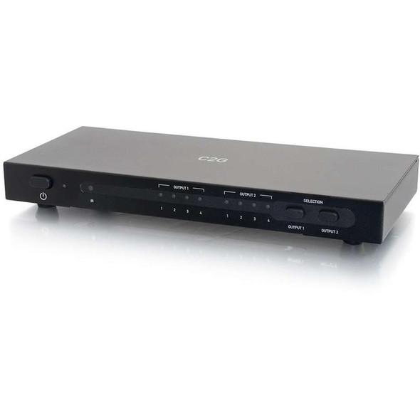 C2G 4X2 HDMI Matrix Switch - 4K 30Hz - 41389