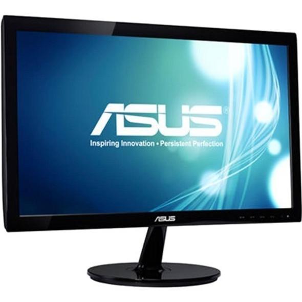 """Asus VS207T-P 19.5"""" HD+ LED LCD Monitor - 16:9 - Black - VS207T-P"""
