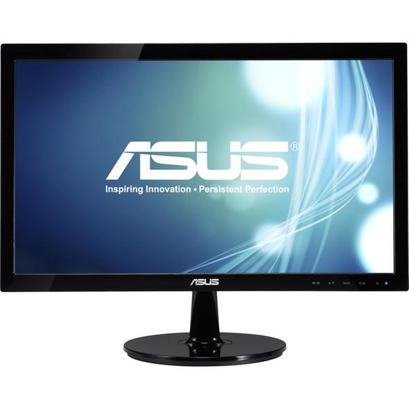 """Asus VS207D-P 19.5"""" HD+ LED LCD Monitor - 16:9 - Black - VS207D-P"""