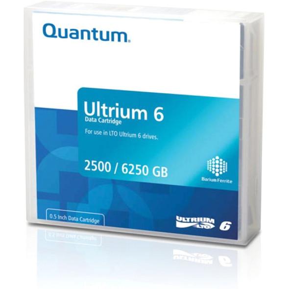 Quantum MR-L6MQN-02 LTO Ultrium 6 Data Cartridge - MR-L6MQN-02