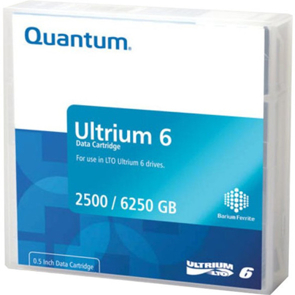 Quantum MR-L6MQN-01 LTO Ultrium 6 Data Cartridge - MR-L6MQN-01