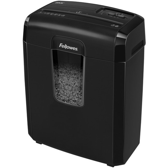 Fellowes Powershred 8MC Micro-Cut Shredder - 4776001