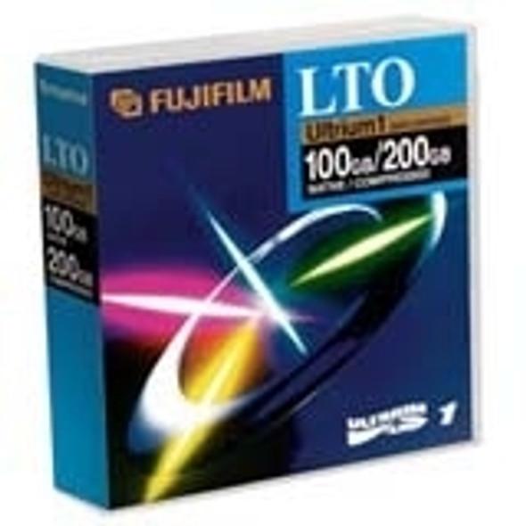 Fujifilm LTO Ultrium 1 Barcode Tape Cartridge - 26200012