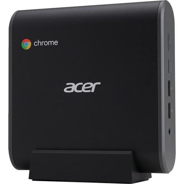 Acer CXI3 Chromebox - Core i3 i3-8130U - 8 GB RAM - 64 GB Optane Memory - DT.Z0UAA.001