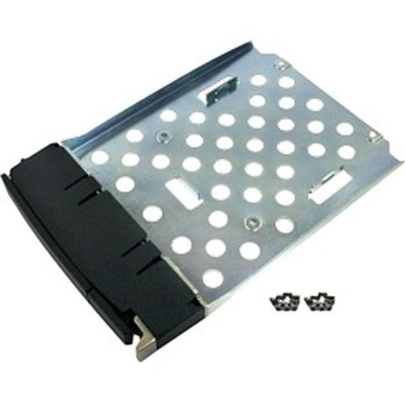 QNAP SP-SS-TRAY-BLACK Drive Bay Adapter Internal - Black - SP-SS-TRAY-BLACK