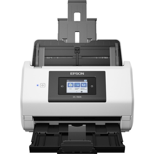 Epson DS-780N Sheetfed Scanner - 600 dpi Optical - B11B227201
