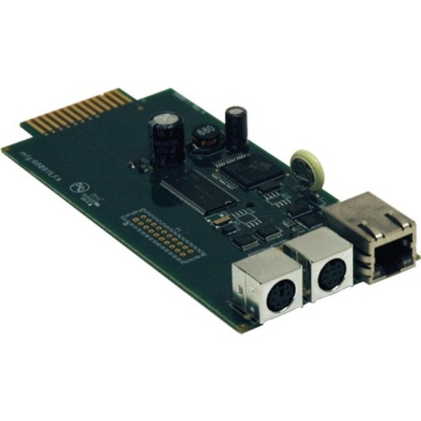 Tripp Lite UPS SNMP / Web Management Accessory Card for SmartPro / SmartOnline UPS Systems - SNMPWEBCARD