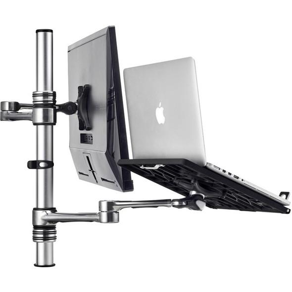 Atdec AF-AT-NBC-P monitor/notebook desk mount - AF-AT-NBC-P