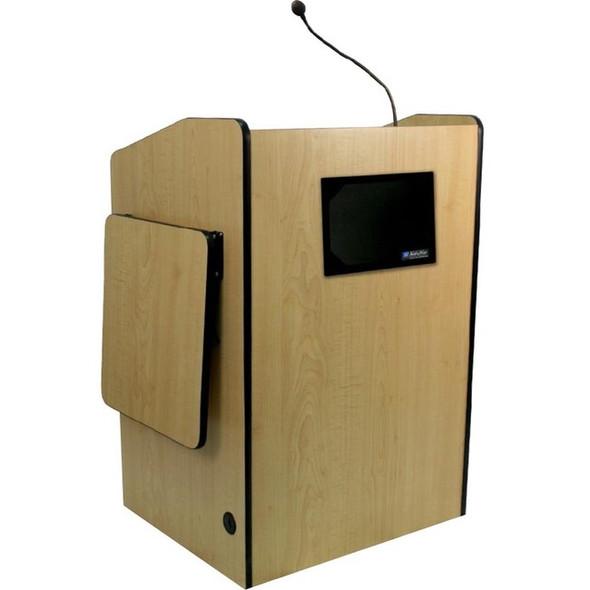 AmpliVox SW3235 -Wireless Multimedia Presentation Podium - SW3235-OK