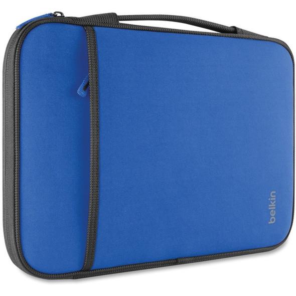 "Belkin Carrying Case (Sleeve) for 11"" Netbook - Blue - B2B081-C01"