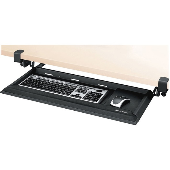 Fellowes Designer Suites DeskReady Keyboard Drawer - 8038302