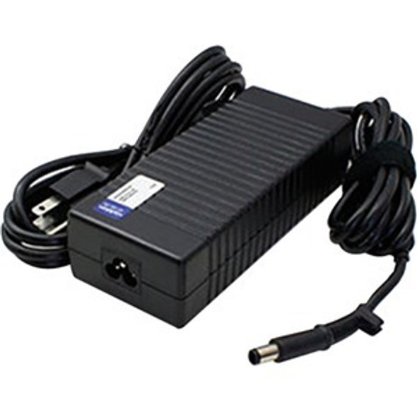 AddOn HP AL192AA#ABA-AA Compatible 150W 19V at 7.5A Laptop Power Adapter and Cable - AL192AA#ABA-AA