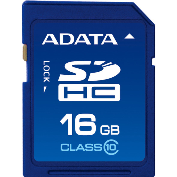 Adata Premier 16 GB Class 10/UHS-I SDHC - ASDH16GUICL10-R