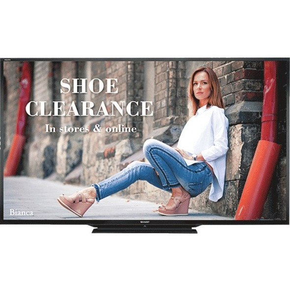 "Sharp PN-LE PN-LE801 80"" LED-LCD TV - HDTV - PNLE801"