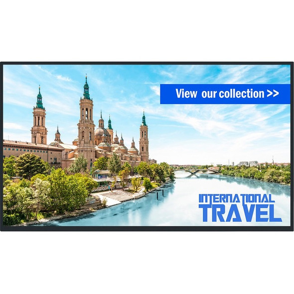Panasonic 43-inch Class Full HD LCD Display TH-43SF2U - TH-43SF2U