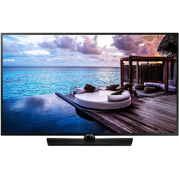 "Samsung NJ678U HG55NJ678UF 55"" LED-LCD TV - 4K UHDTV - Charcoal Black - HG55NJ678UFXZA"